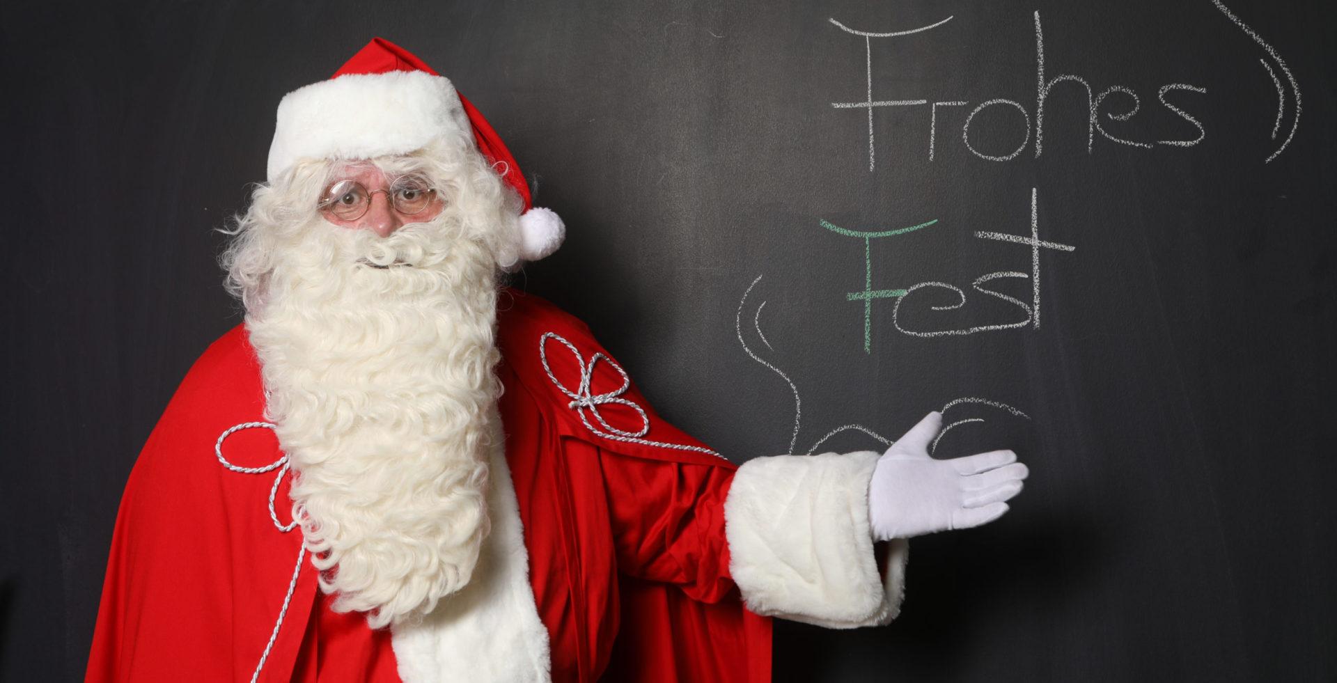 Der wahre Weihnachtsmann